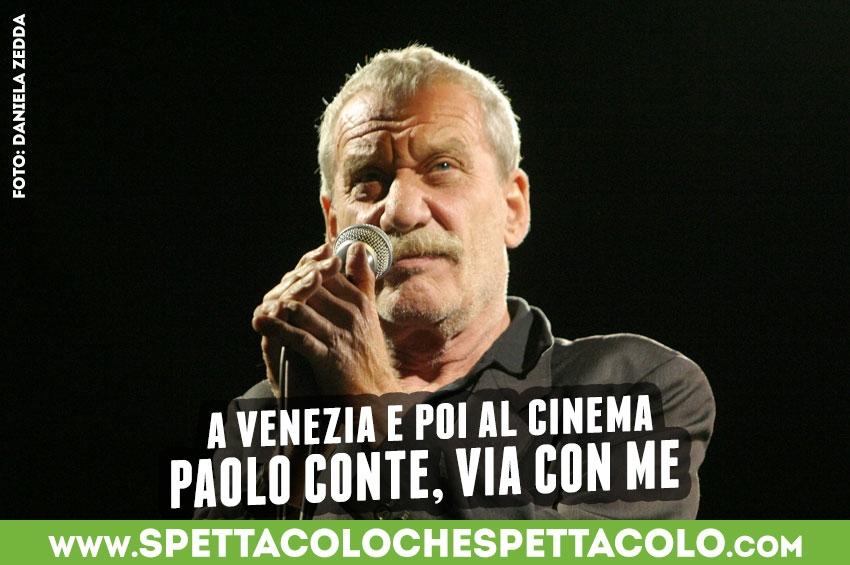 Paolo Conte, Via con me