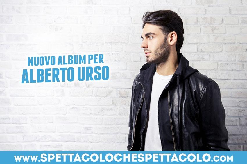 Nuovo album per Alberto Urso: Il Sole ad Est