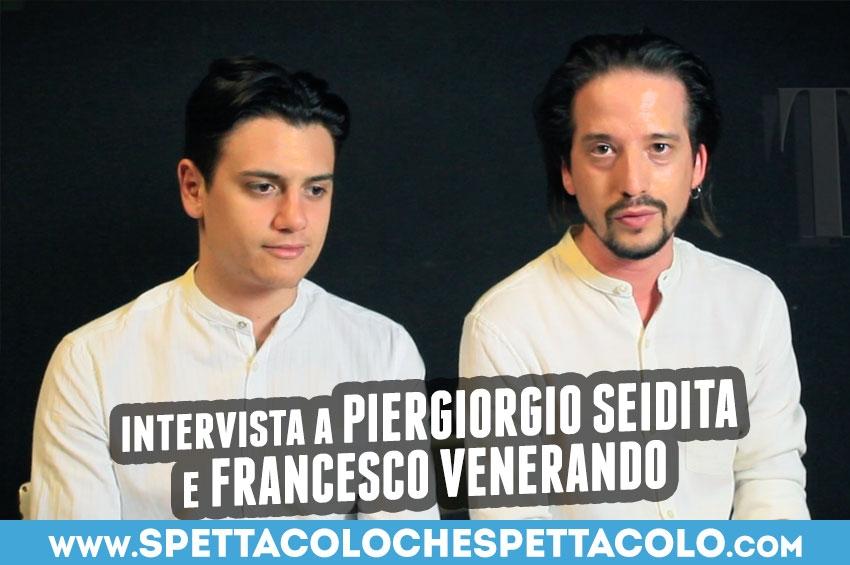 """Francesco Venerando riceve il Premio Troisi per """"Teo"""" il corto di Piergiorgio Seidita"""