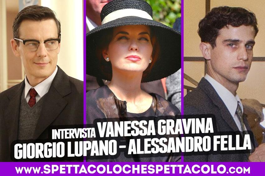 Il Paradiso delle Signore Daily: Vanessa Gravina, Giorgio Lupano, Alessandro Fella