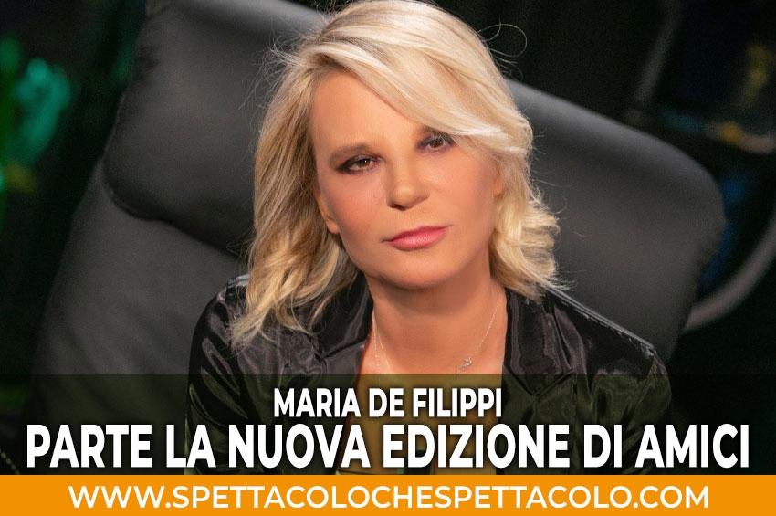 Maria De Filippi: parte Amici 20