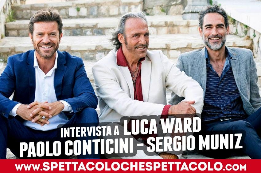 Mamma Mia! Il musical | Luca Ward, Paolo Conticini, Sergio Muniz