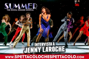 Summer - Donna Summer Musical on Broadway