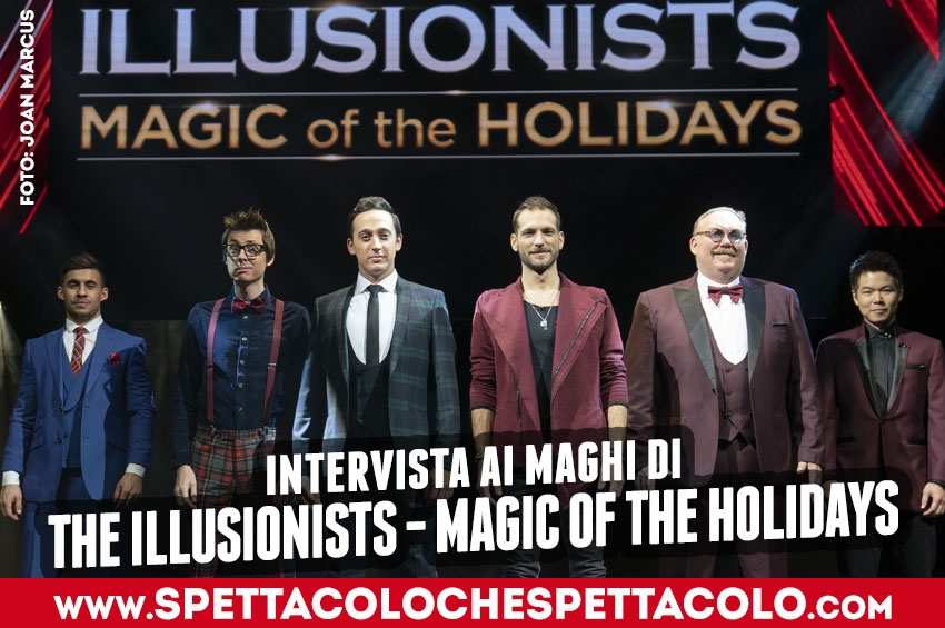 The Illusionists - Magic of the Holidays on Broadway