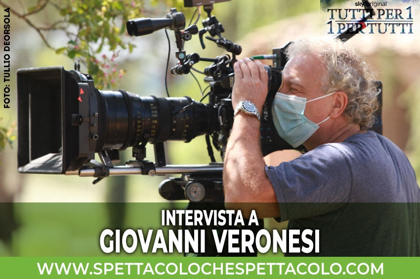 Tutti per 1 - 1 per tutti | Intervista a Giovanni Veronesi