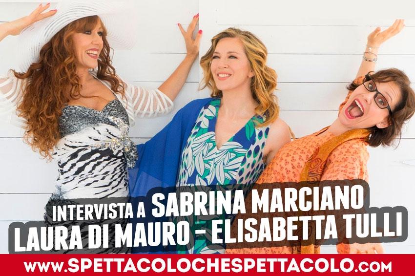 Mamma Mia! Il musical | Sabrina Marciano, Laura Di Mauro, Elisabetta Tulli