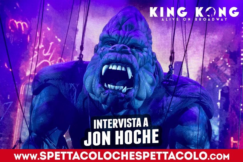 King Kong alive on Broadway