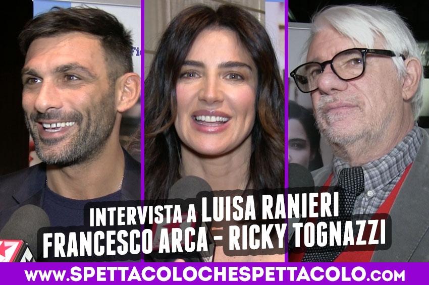 La vita promessa: Luisa Ranieri è di nuovo Carmela nella seconda stagione