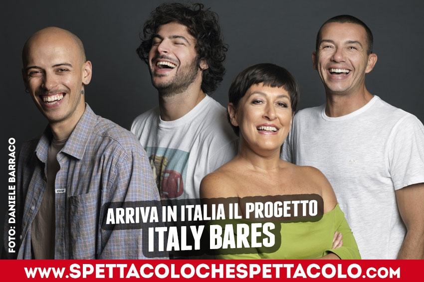 Arriva in Italia il progetto Italy Bares