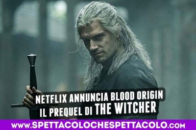 Blood Origin il prequel di The Witcher