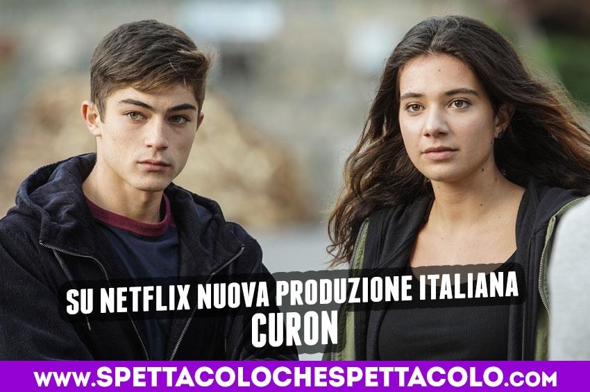 Curon: su Netflix una nuova produzione italiana