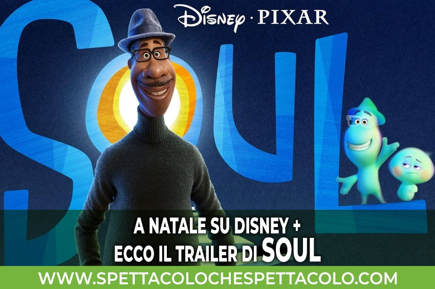 A Natale su Disney+ | Ecco il trailer di Soul