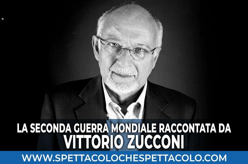 Vittorio Zucconi racconta La seconda guerra mondiale