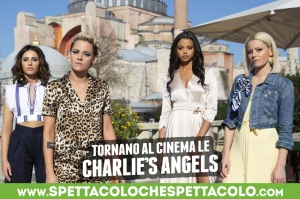Charlie's Angels al cinema