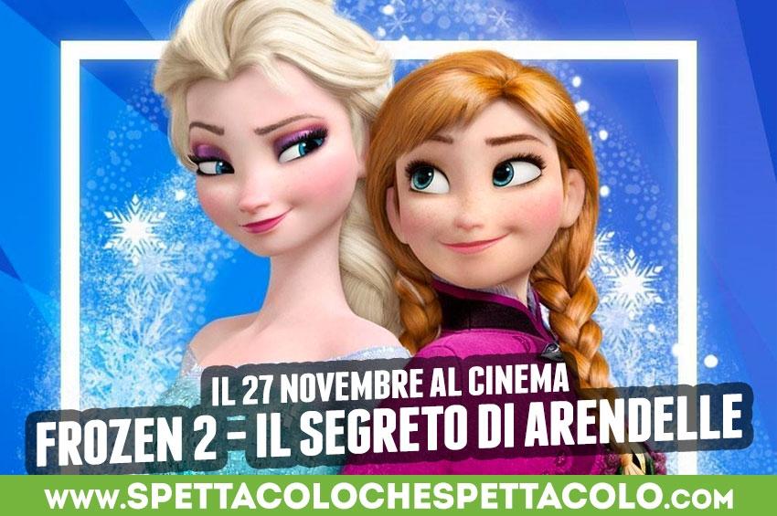 Frozen 2 – Il segreto di Arendelle